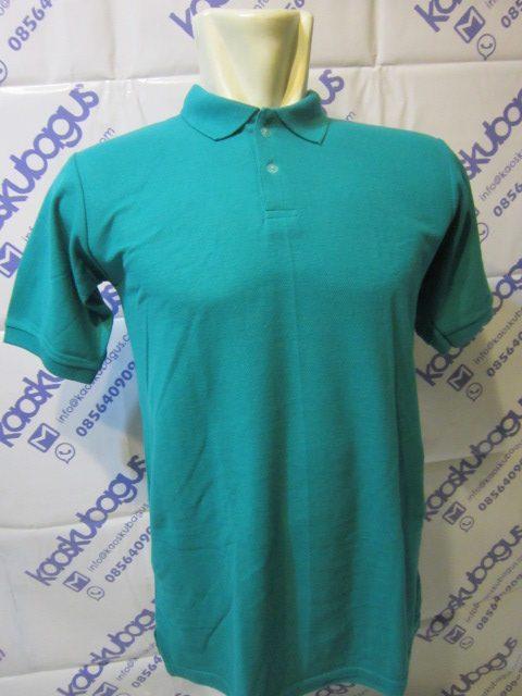 Polo Shirt Polos Ready Stock Bahan CVC