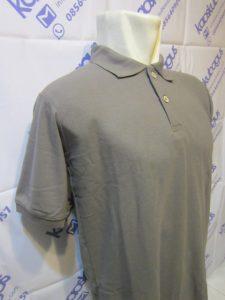 polo shirt lacoste cvc  abu sedang