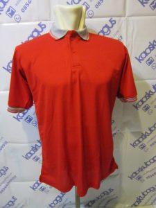 polo shirt lacoste cvc merah cabe