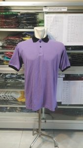 polo shirt lacoste cvc ungu muda