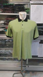 polo shirt lacoste cvc hijau pucuk