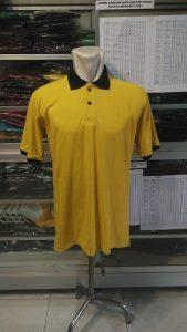 polo shirt lacoste cvc kuning