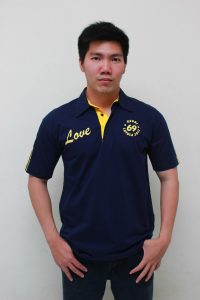 kaos polo shirt bahan combed