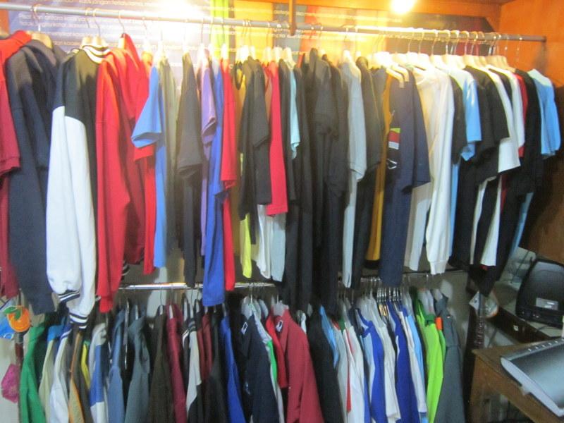 Kaos dan Jenis-Jenisnya