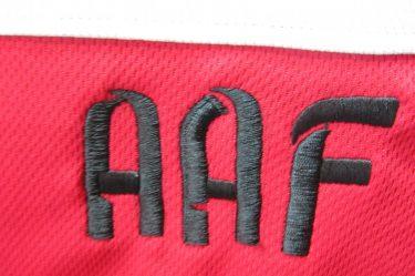 bordir manual jersey