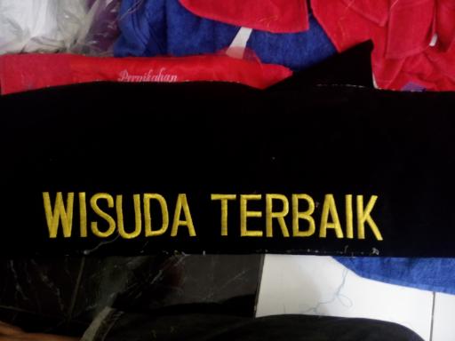 #184 Tempat Bordir Baju Semarang