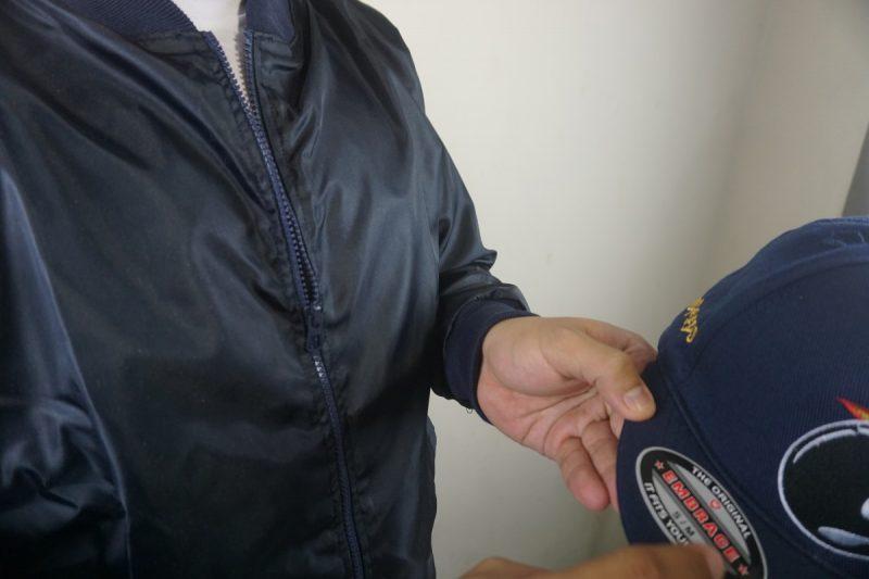 #243 Bikin Jaket Bahan Lotto