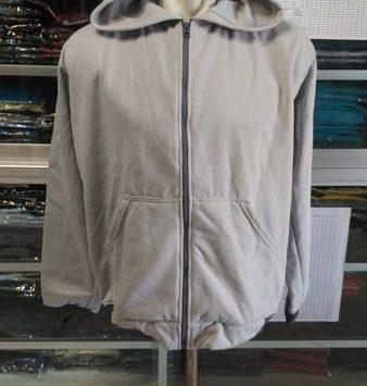#277 Karakteristik Jaket Bahan Fleece